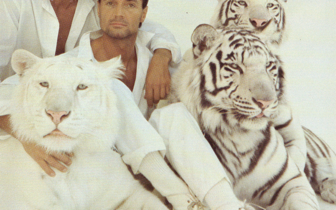 Siegfried und Roy – MAGIC CHRISTIAN AUS LAS VEGAS